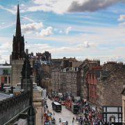 Subir-al-tejado-de-la-catedral-de-St-Giles-Edimburgo