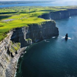 Ariel-Shot-Of-Cliffs-Of-Moher