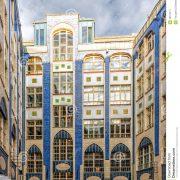 el-jugendstil-art-nouveau-arquitectura-del-hackescher-ho-33573771