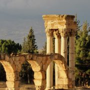 anjar-ruins-Umayyads-omeyas-libano-lebanon